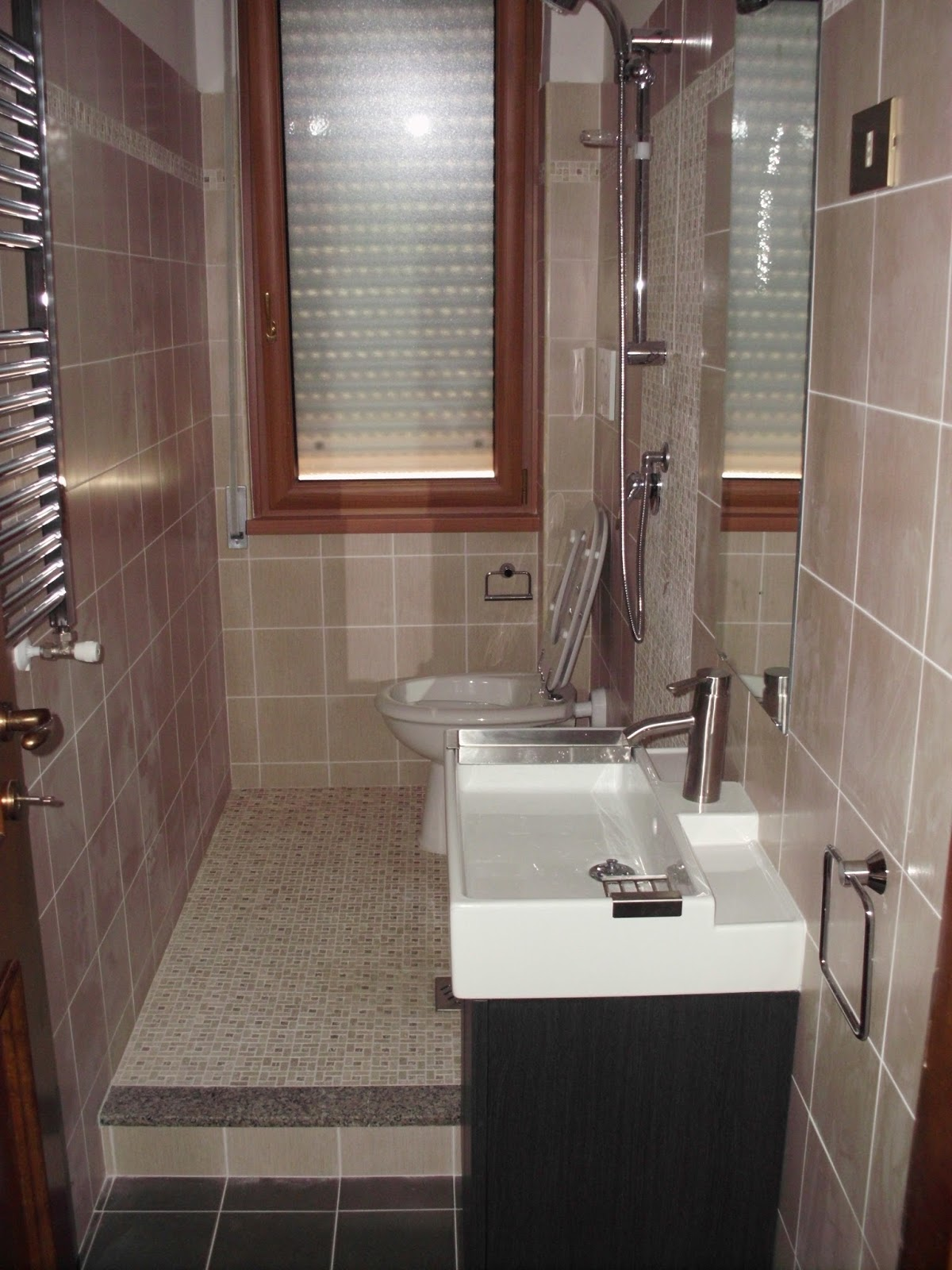Bagno Con Piatto Doccia : Bagno con doccia in muratura bagni piatto