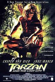Tarzan and the Lost City ทาร์ซาน ผ่าขุมทรัพย์ 1,000 ปี [HD]