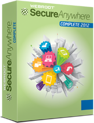 Webroot SecureAnywhere Complete 2012 8.0.2.14