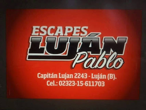 Escapes Lujan PABLO