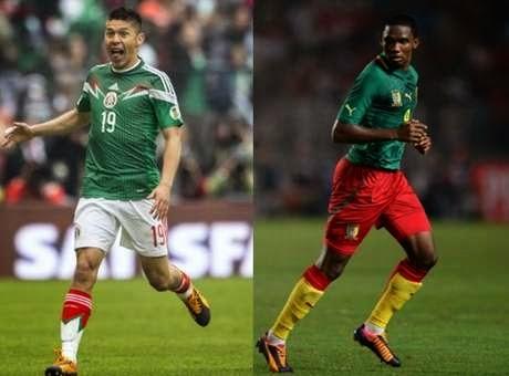 México-Camerún