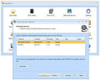 StarBurn 14.1 Build 20130128 Incl License Key