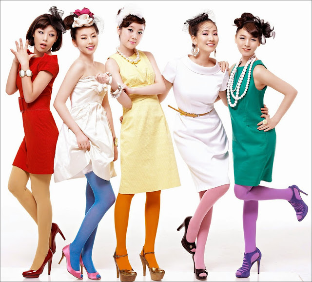 Artis Korea Wonder Girls