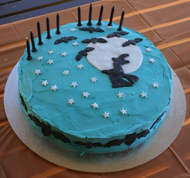 Halloween Cake Decorating Pictures : Lilyfield Life: Halloween Cake Ideas