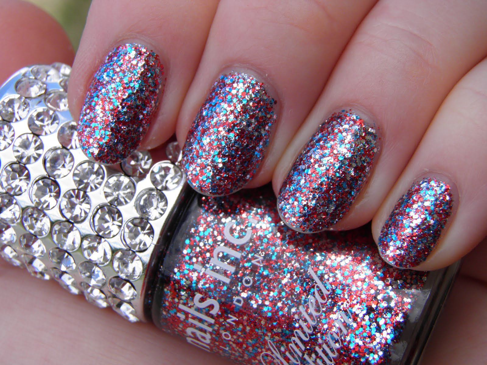 Nails Inc Jubilee | Pin-up Girl Galleries
