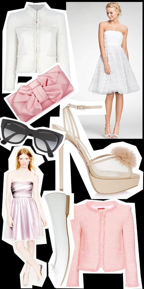 Kiera Knightley's wedding dress GET THE LOOK.