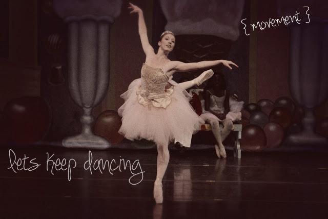 Ballerina sugar plum fairy