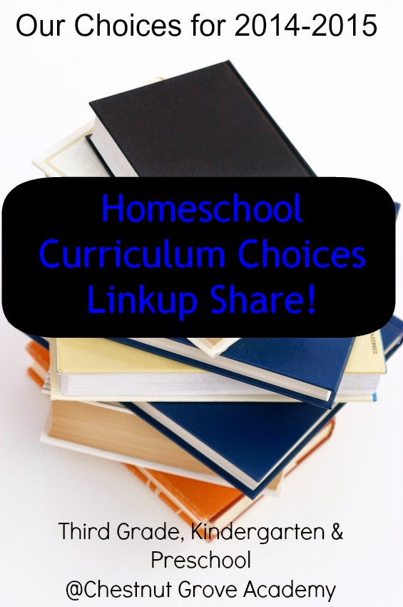 Curriculum Share Link Up
