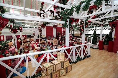 Papai Noel Shopping Vitória