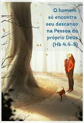 Descanse em Deus (Hebreus 4:4-5)