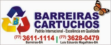 BARREIRAS CARTUCHOS