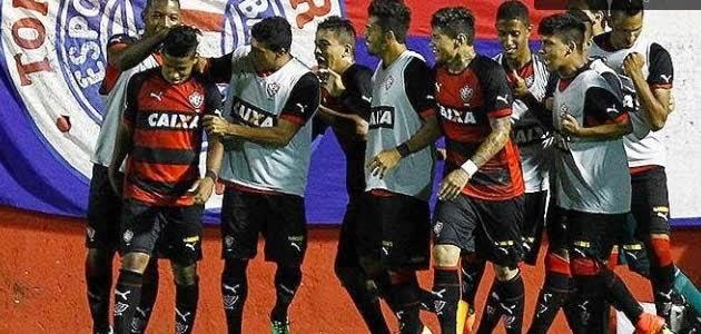 Vitória 2 x 0 Bahia – Veja os gols da partida