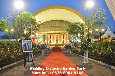 My Dream Outdoor Wedding Party Vanilacintalatte