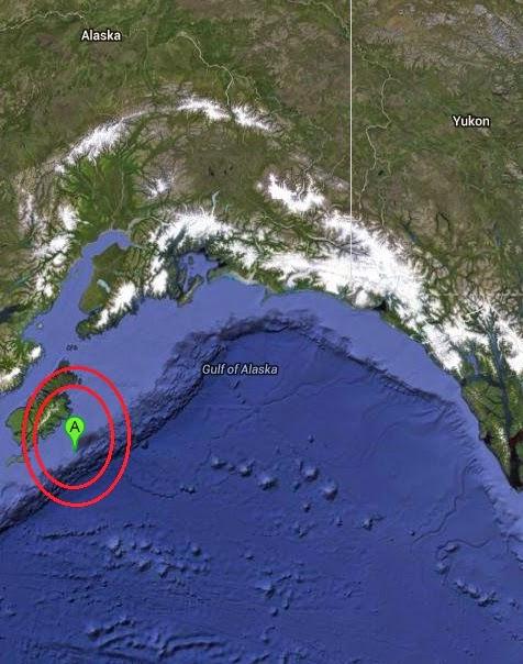 Magnitude 3.5 Earthquake of Kodiak Station, Alaska 2014-09-11