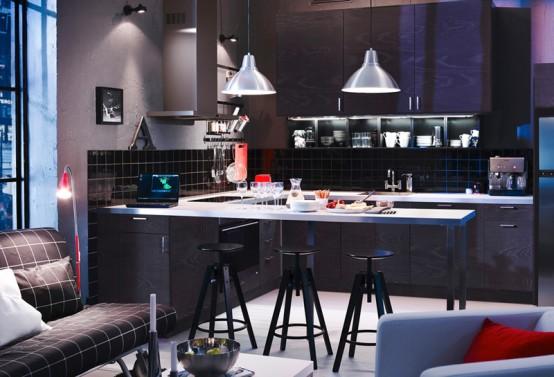 Home and garden decorations and designs modern kitchen for Best kitchen designs 2011
