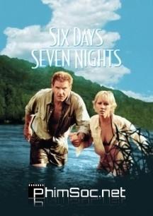 Lạc Trên Hoang Đảo Six Days Seven Nights