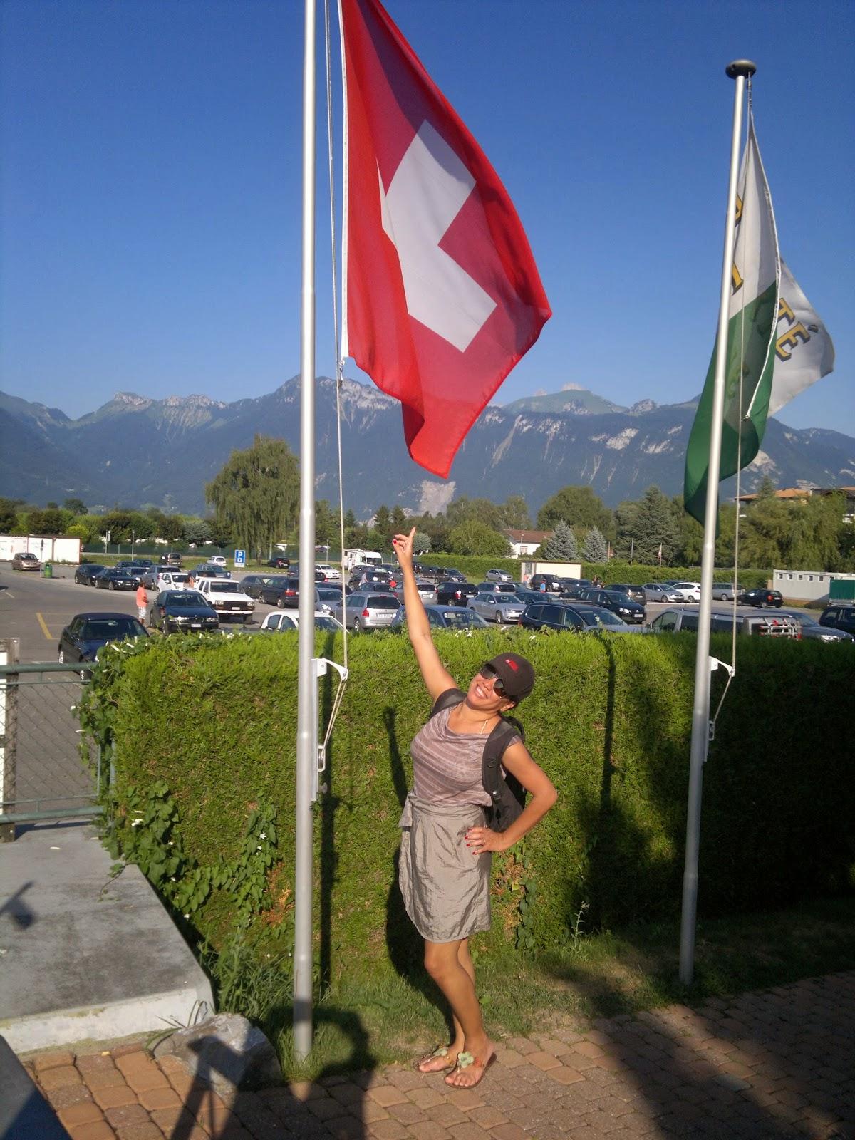 Naturalização Suíça.