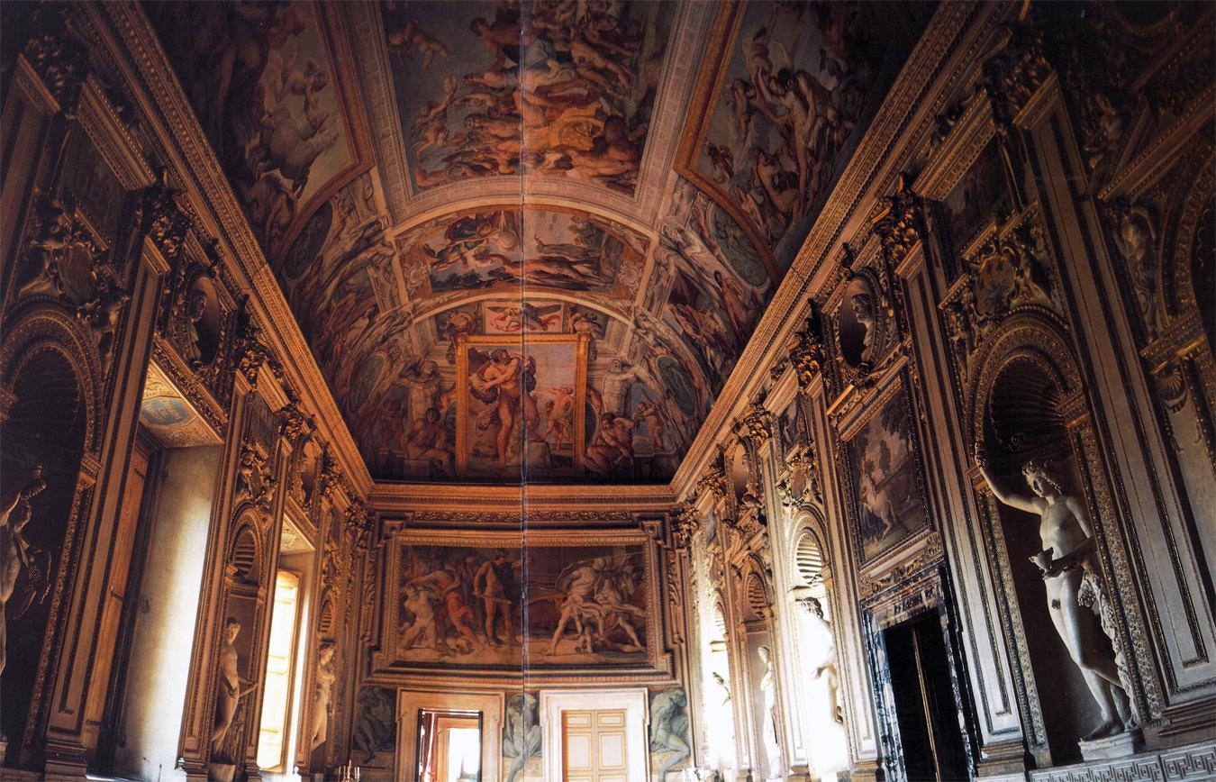 Amabassadede France A Rome Villa