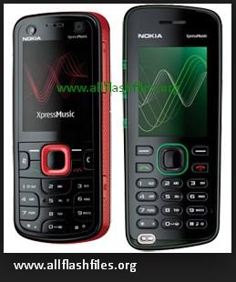 Nokia 5220 XpressMusic RM-411 Flash File v7.23