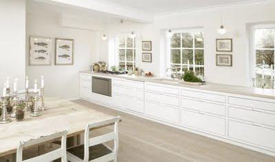 decora modernas cocinas blancas