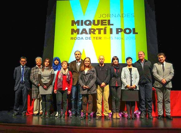 XXXI Premi de Poesia Miquel Martí i Pol - Raquel Estrada