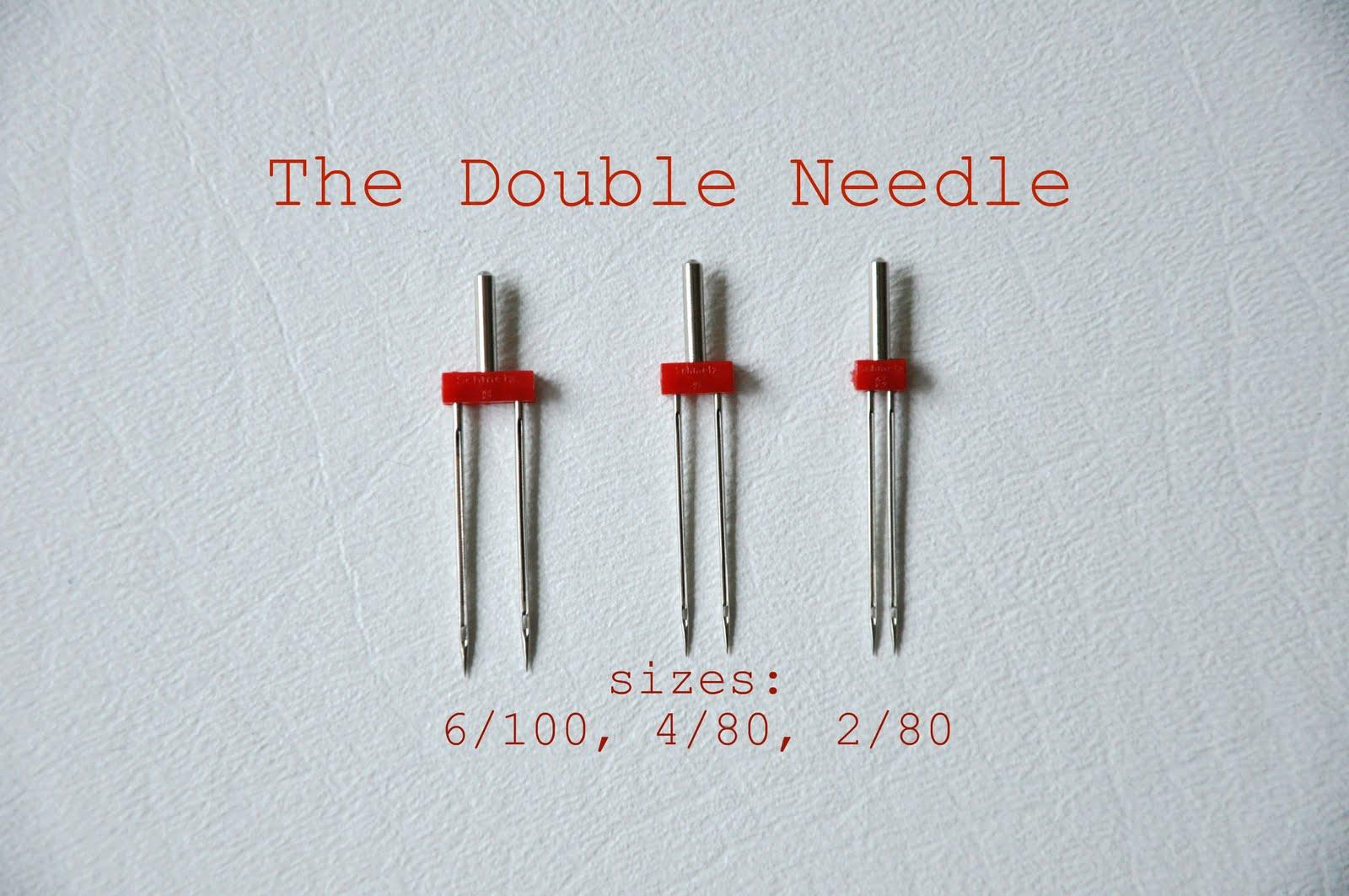 sewing machine needle sizes explained
