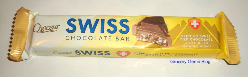 Aldi Swiss Chocolate Bar Review ~ giant grocery stores