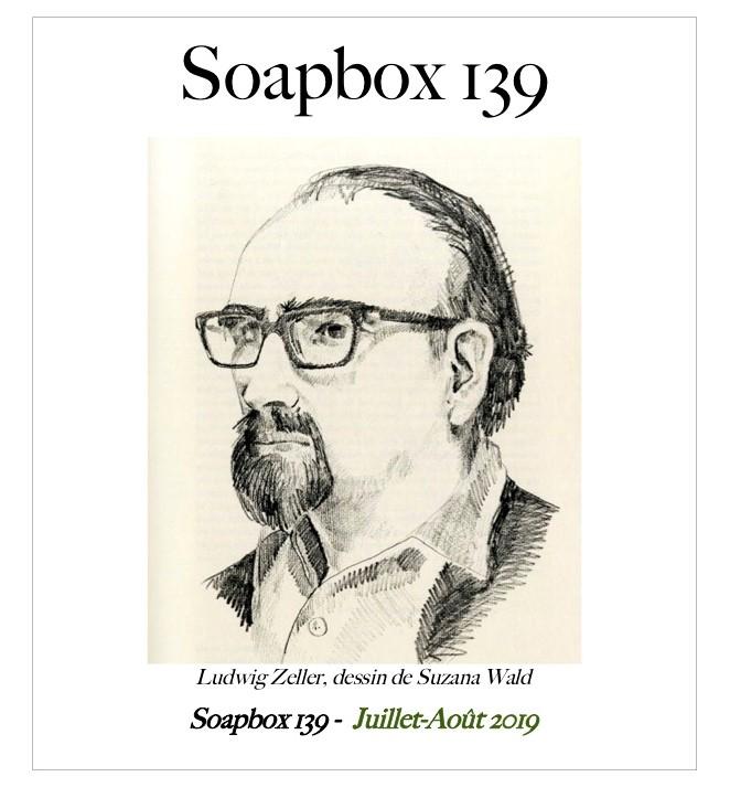 SOAPBOX 139 - Juillet/Août 2019