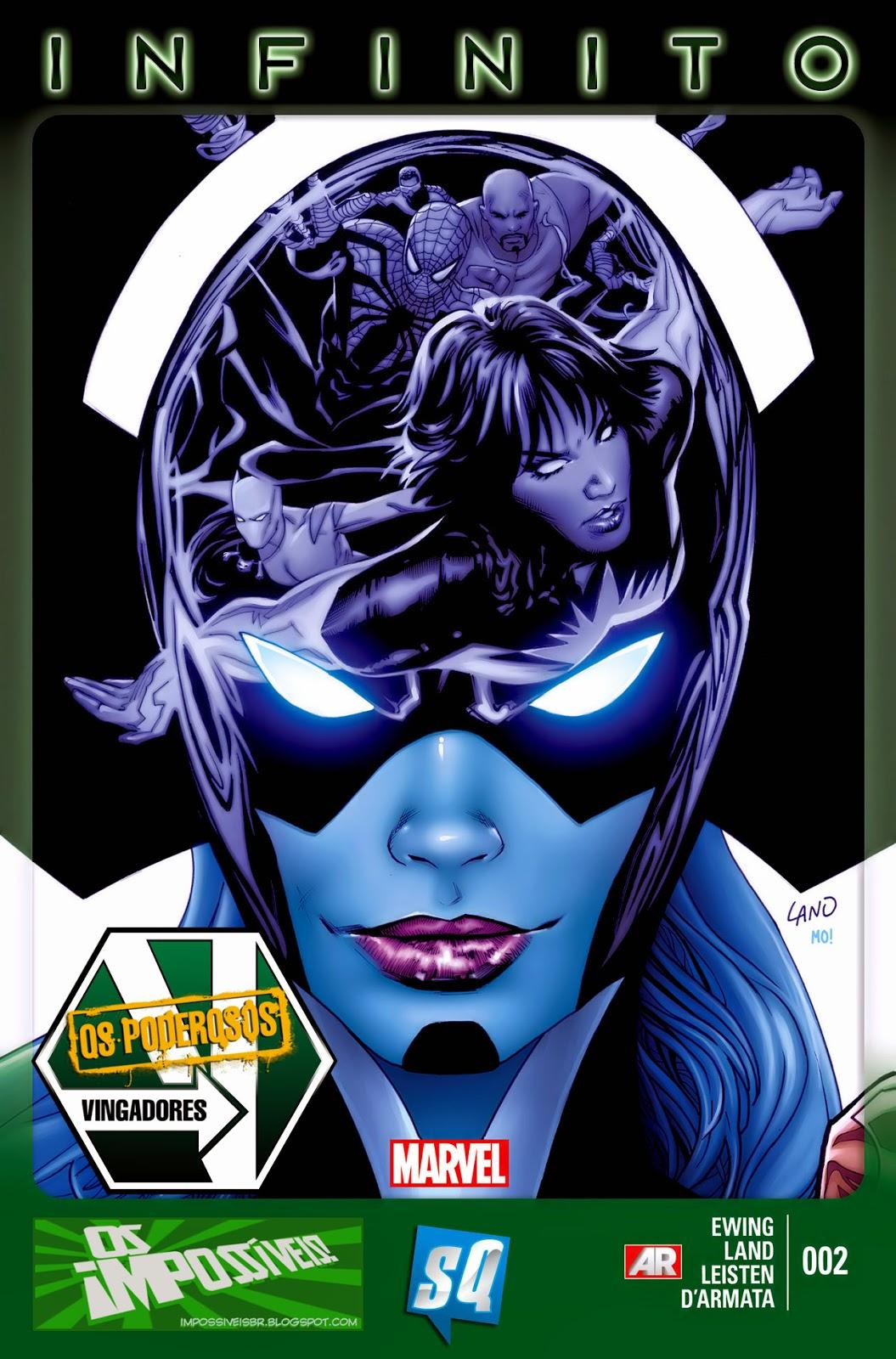 Nova Marvel! Os Poderosos Vingadores #2
