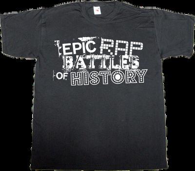 steve jobs bill gates apple microsoft fun war t-shirt ephemeral-t-shirts