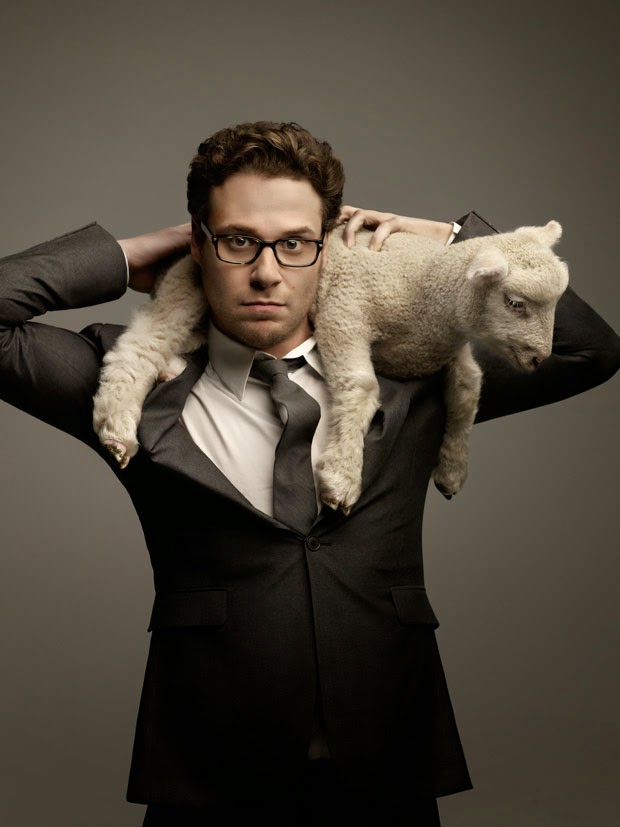 Canadian Actor Seth Rogen HD Images