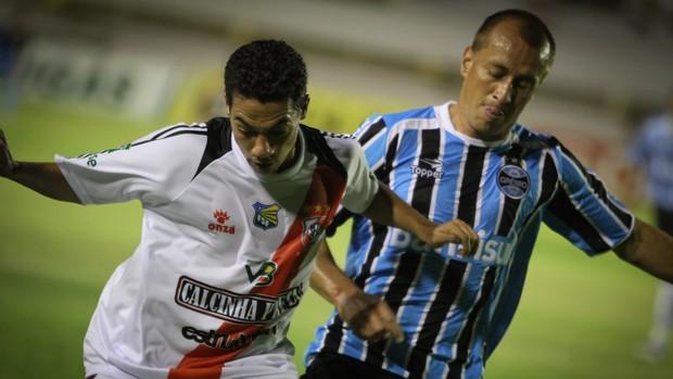 Copa do Brasil 2012 - RIVER PLATE-SE 2 X 3 GRÊMIO