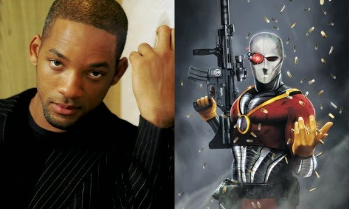 Will Smith Deadshot Berita Superhero