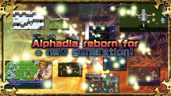 Alphadia Genesis android