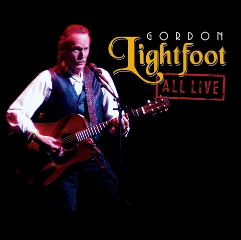 Gordon Lightfoot - All Live - 2012