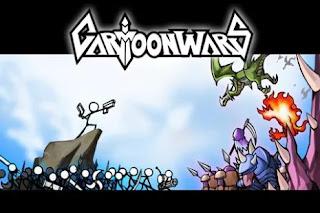 Review Game : Cartoon Wars (1, 2, Gunner+ dan Blade)