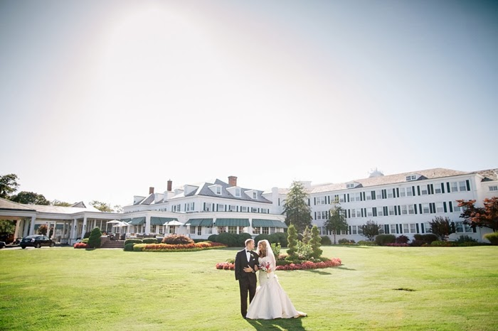Carriage house galloway wedding