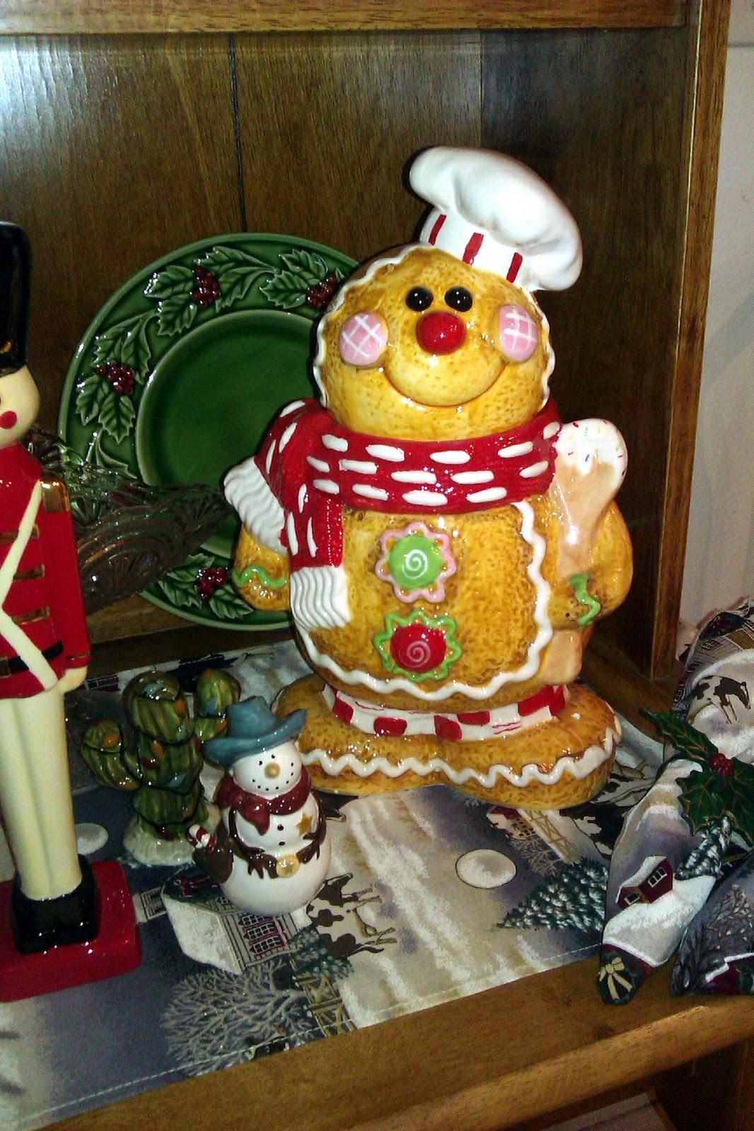 J Thaddeus Ozark 39 S Cookie Jars And Other Larks Christmas