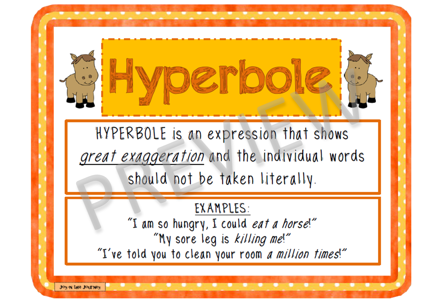 List of Synonyms and Antonyms of the Word: hyperbole ...
