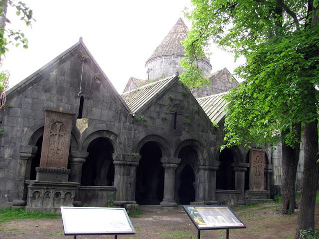 Armenia, monasterio de Sanahin