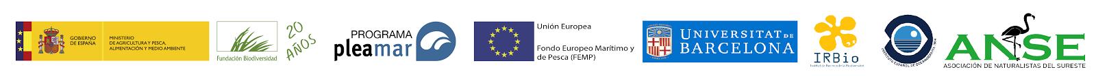 Acciones gratuitas cofinanciadas por el Fondo Europeo de Pesca