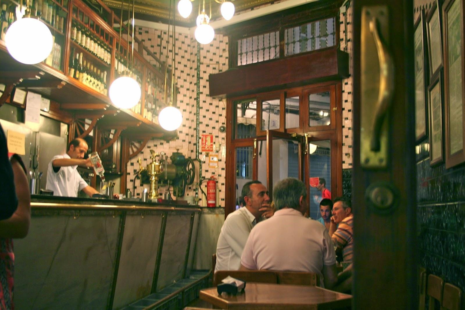 Valencia recomendaciones petit brioche dulce de leche el rall bar alhambra central bar casa montaña mercado de colon mercado central mercado ruzafa