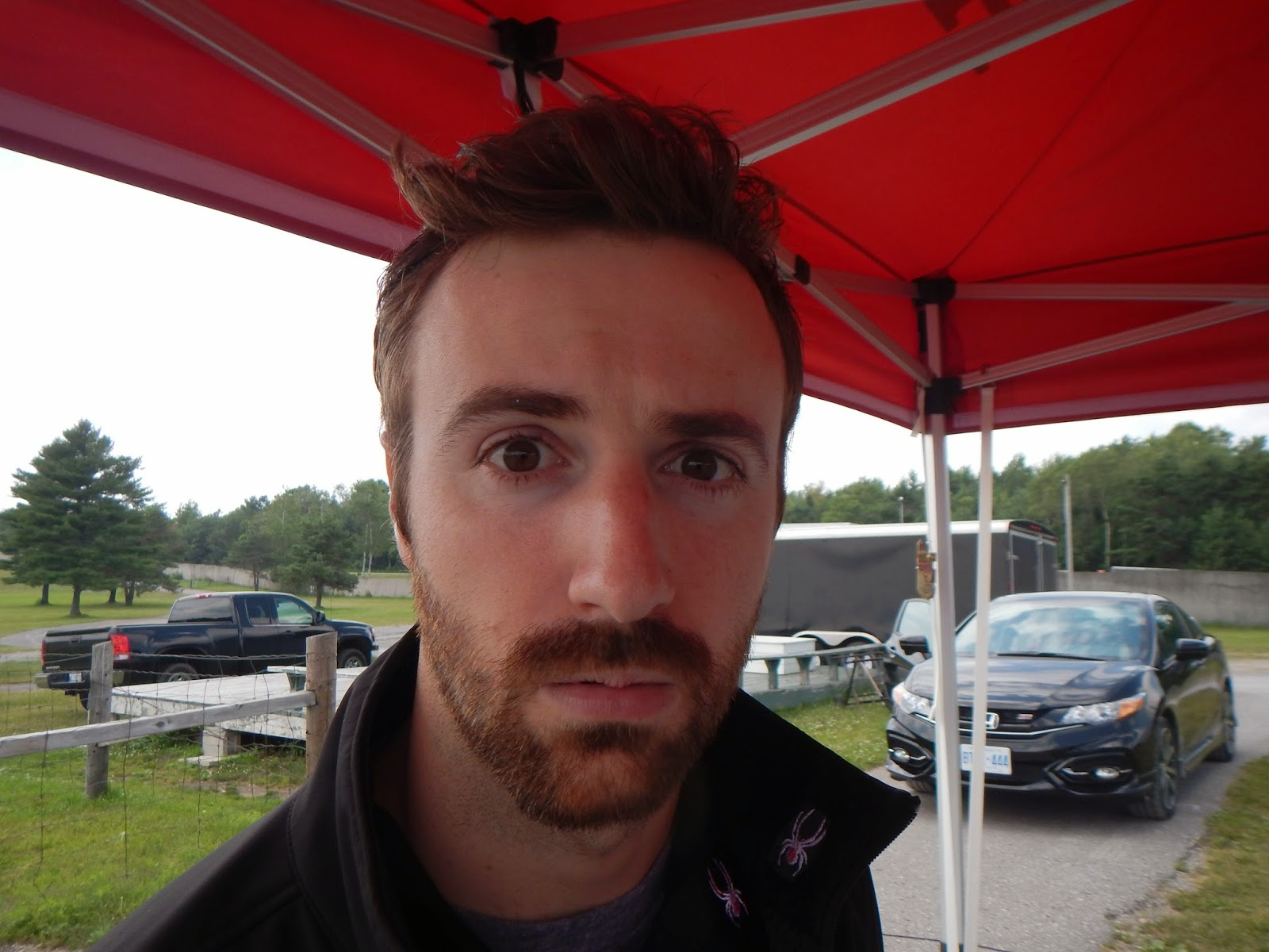 Indy Driver James Hinchcliffe