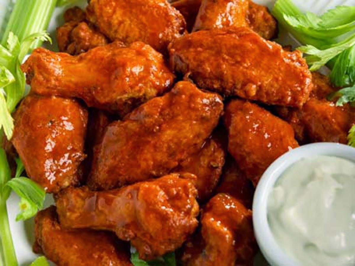 Rub recipe for chicken wings