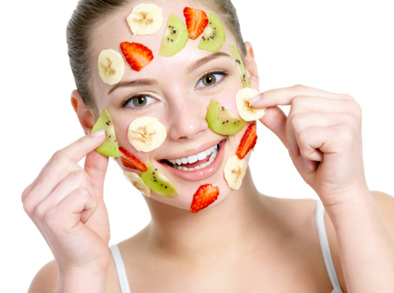 Get Beautiful Skin using Fruits