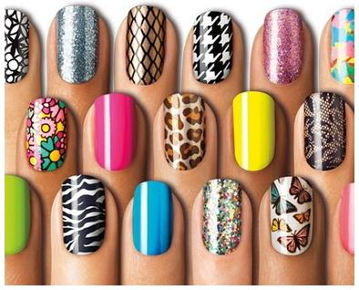 Ive Noticed That Myleene Klass Has Brought Out Her Own Brand Of Nail Wraps And Im Really Keen To Give Them A Go
