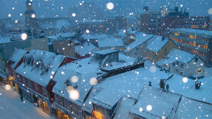 9. Tromso, Norway - Top 10 Most Wintery Cities