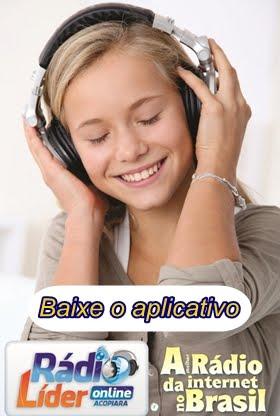 Baixe o aplicativo da Rádio Líder de Acopiara