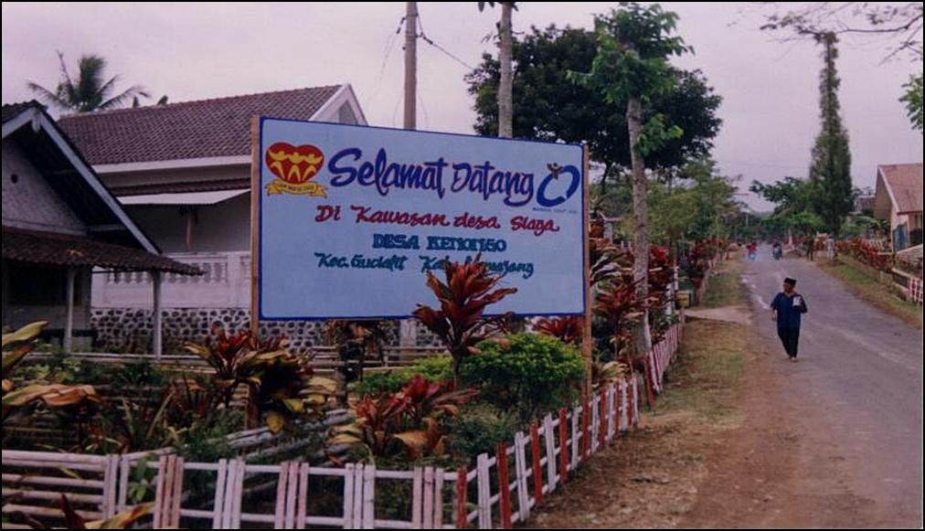 Wajah Desa Siaga Saat ini