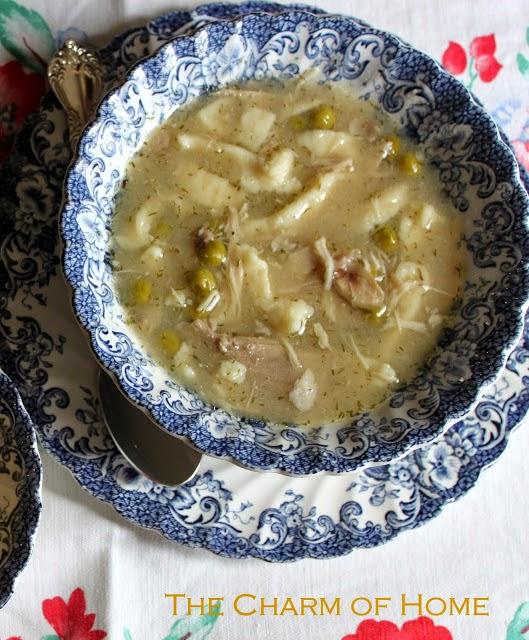 Chicken Noodle Soup: The Charm of Home